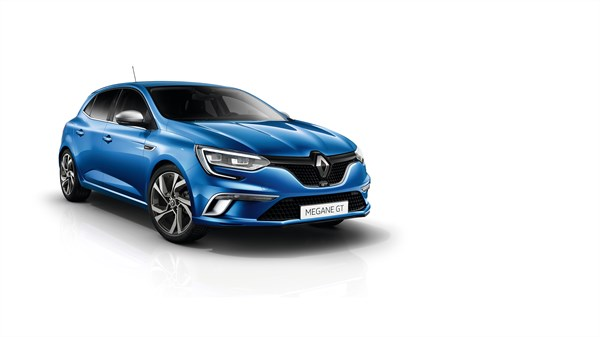 Renault MEGANE BFB GT - Front view