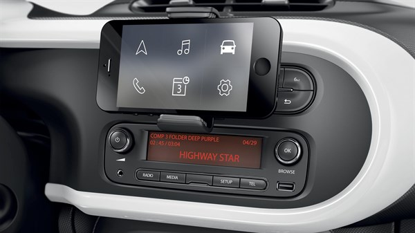 Renault Radio Connect R&GO